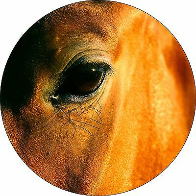 Horse Eye Spare Tire Cover Jeep RV Camper Trailer & more(all sizes available)