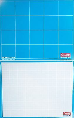 2 QUERCETTI CHILDREN'S MAGNETIC BOARDS Double Sided Wipe-Clean Reverse Dry Erase
