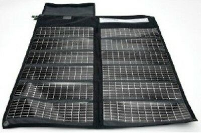 NEW PowerFilm F15-600 10 Watt Portable Foldable Solar Panel /w Device Charger