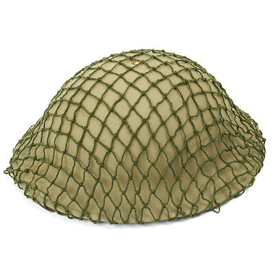 Original British WWII Brodie Helmet Net- NOS! (Helmet Not Included)