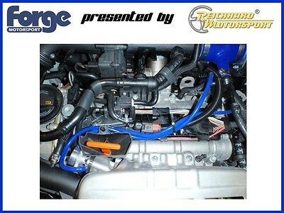 FORGE Blow Pop Off Ventil Kit VW Polo GTi 6R 1,4l TSi