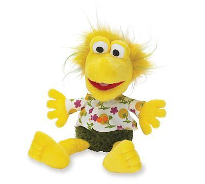 Fraggle Rock Wembley Plush Toy 41Cm Brand New 30 Year Anniversary