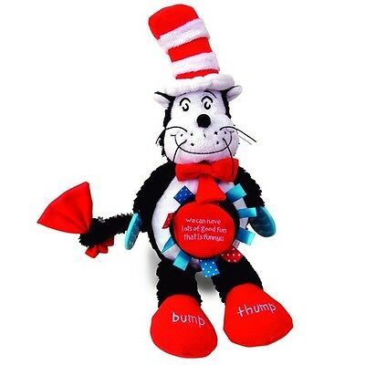 Dr Seuss The Cat In The Hat Baby Activity Cat Brand New Great Gift