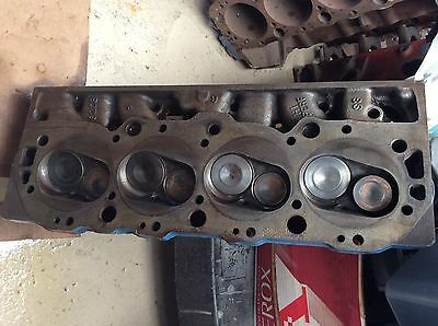 1965 Corvette Single Cylinder Head 396 Big Block 425Hp 208 Dated C-25-5