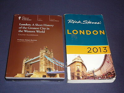 Teaching Co Great Courses  DVDs          LONDON SHORT HISTORY     new + BONUS