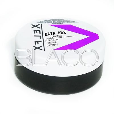 Cera Capelli Xflex Hair Wax Glowing 100Ml Extra Forte Accorciatura Parrucchiere