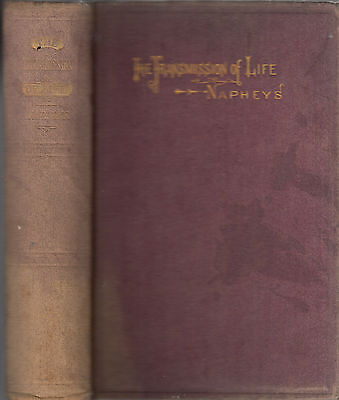 G. H. Napheys. Counsels on The Naure And Hygiene of the Musculine Function. 1871