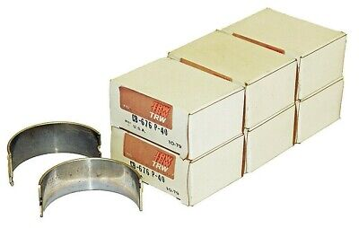 Con Rod Bearing Partial Set 63-64 Ford 289 4V 69-71 Ford 302ci Boss & Eliminator