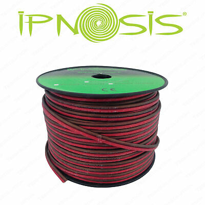 Ipnosis IPS 1225/B Cavo Altoparlanti Speaker 2,5 mm 14 AWG Potenza Audio