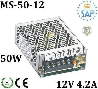 MS5012 12V 4.2A 50W Switching Power Supply Transformer NEW