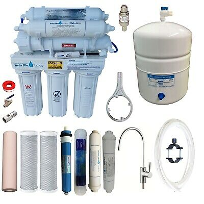 Reverse Osmosis Water Filters 7-Stage  | RO Membrane Purifier Filter RON-7-MAN