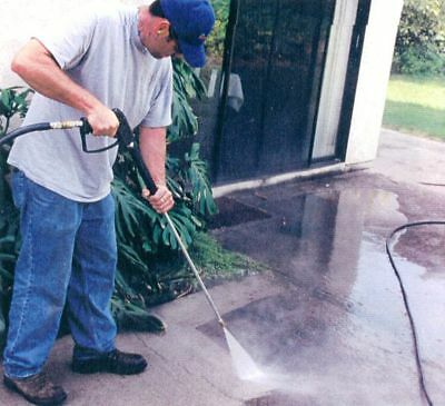 Pressure Washer Service Start Up Sample Business Plan!