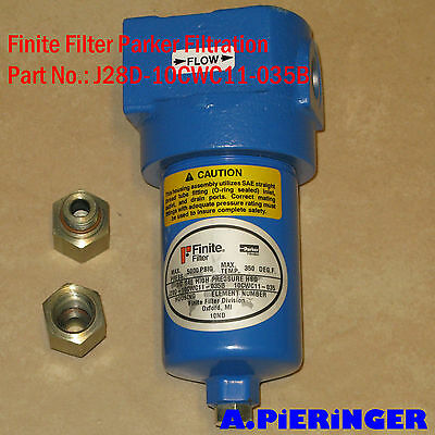Finite Filter Part No.: J28D-10CWC11-035B