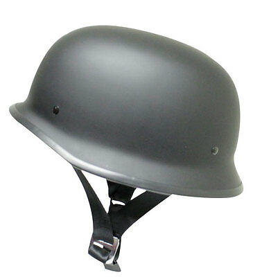Panzer Scorpion German Style Open Face Motorcycle Helmet