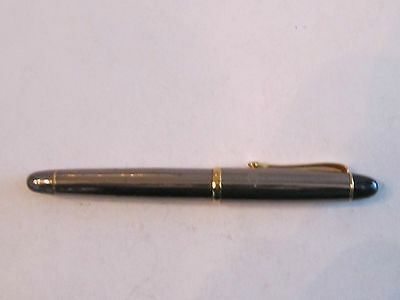 VINTAGE BARRINGTON FOUNTAIN PEN - MADE IN GERMANY - NO INK -