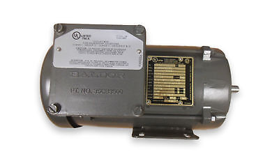 Baldor CM7014 Explosion Proof AC Motor 1//.75 HP 1750/1140RPM  3 Phase 50/60Hz