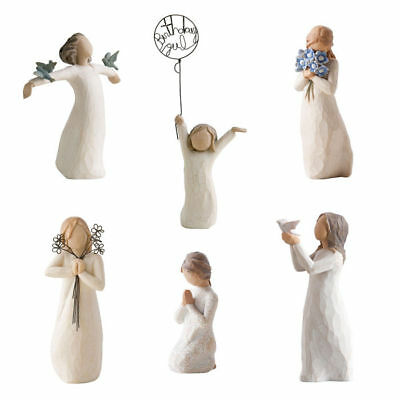 Willow Tree Figurines Friendship, Love and Caring Collection Figures Ornaments