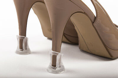 High Heel Protectors for Races, Weddings, Formal Occasions or on the Night Out