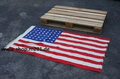 Fahne Flagge USA 48 Sterne 90x 150 cm WW2 willy Jeep US