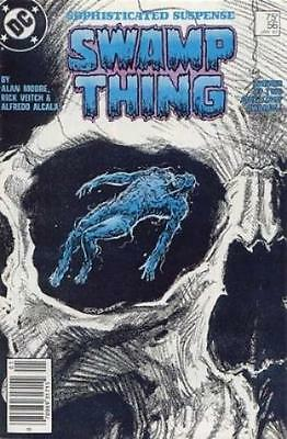 Swamp Thing #56! VF! UNCIRCULATED! 1986!