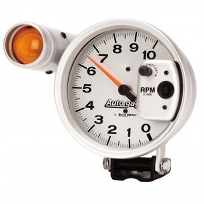 "Auto Meter 233911 Autogage Shift-Lite Gauges Tachometer 10,000 RPM 5"" electrical"