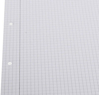 A5 x 100 Sheets Squared Graph Grid Paper School Writing Drawing Pad Art/Craft