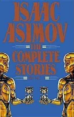 Isaac Asimov: The Complete Story VI by Isaac Asimov (English) Paperback Book Fre