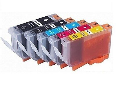 5X NEW Ink Value Set for Canon PGI 225 CLI226 MG5320 MG6120 MG6220 MG8120 MG8220