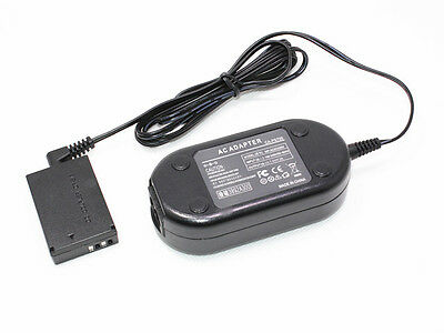 ACK-E12(LP-E12 battery)Camera AC adapter for Canon 100D,EOS M,EOS-M,EOSM ILDC