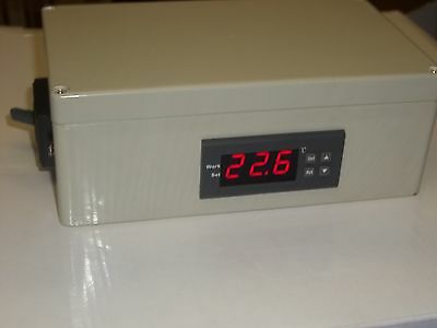 Plug & Play Temperature Control Box fr Cheese Making Cave Fermentation Chamber