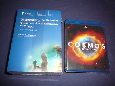 Teaching Co Great Courses DVDs     UNDERSTANDING the UNIVERSE ASTRONOMY  + bonus