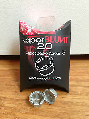 Vaporblunt 2.0 Replacement screen 2-Pack