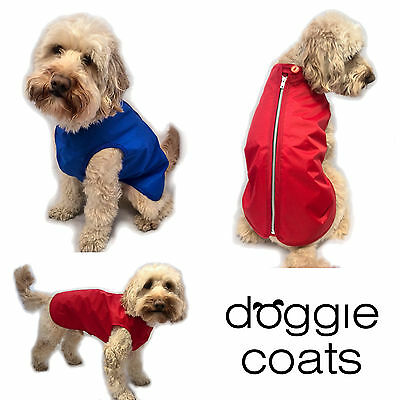 Step In Unlined Lightweight Waterproof Rain Dog Coat New Made in the UK