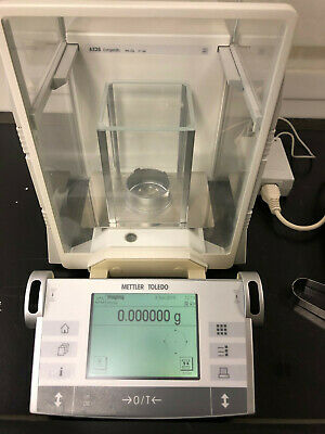 Mettler Toledo AX26DR Analytical Balance With 90 Day Warranty
