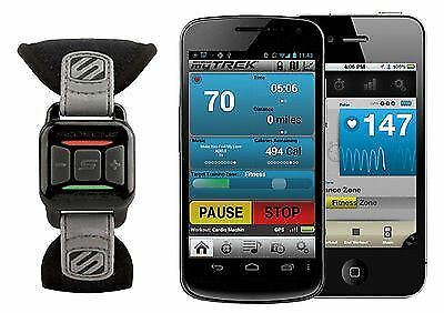 Scosche myTREK iPhone & iPod Touch Wireless Exercise Fitness Pulse Monitor