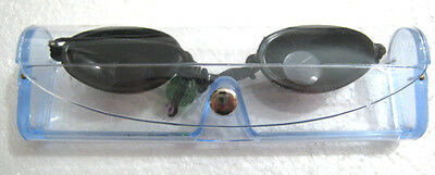 eyepatch glasses for Laser tattoo and IPLmachine-black
