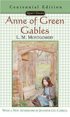 Anne of Green Gables by Lucy Maud Montgomery (English) Mass Market Paperback Boo