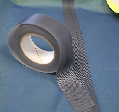 5m - Seam Sealing Tape 22-28mm Iron on Hot Melt 3 Layer Waterproof Fabrics Melco
