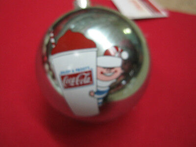 Coca-Cola Christmas Ornament- NIP