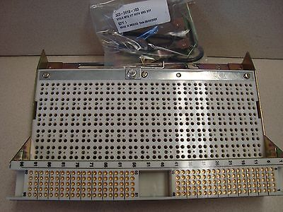 Corning CG390-CB000 100pr MDF central office protector stubless gold pins