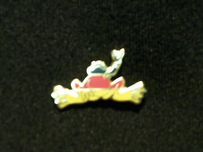 "New Peace Frogs 1"" Germany Flag Lapel Pin"