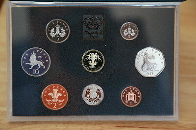 1990 - United Kingdom Proof Coin Collection