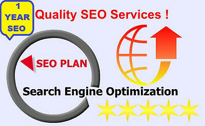 1 Full YEAR Custom SEO Website Package.Get rank, backlinks, authority and sales!