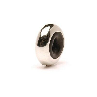 Authentic Trollbeads Silver Stopper 10401 Stop! Argento