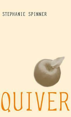 Quiver by Stephanie Spinner (English) Mass Market Paperback Book Free Shipping!