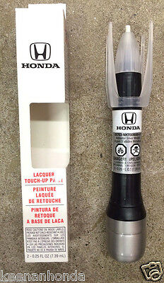 Genuine OEM Honda Touch-Up Paint Pen - NH-700M Alabaster Silver