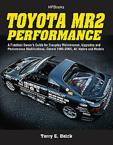 HP Books 1-557-885531 Book: Toyota MR2 Performance Author: Terry Heick