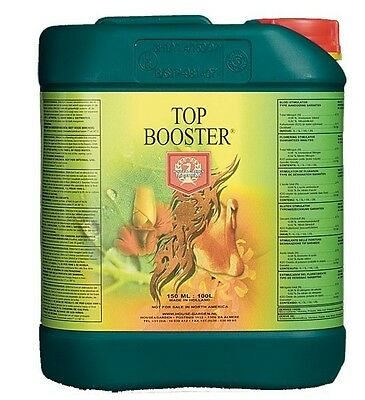House & Garden Top Booster 5 Liters Flower Bloom Fruit Hydroponic Additive 5L