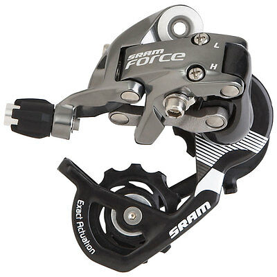 SRAM Force Max 28T Road Bike Bicycle Rear Derailleur - Short Cage