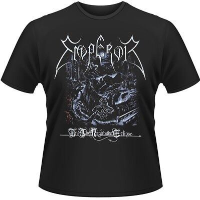 Emperor 'In The Nightside Eclipse' T-Shirt - NEW & OFFICIAL!
